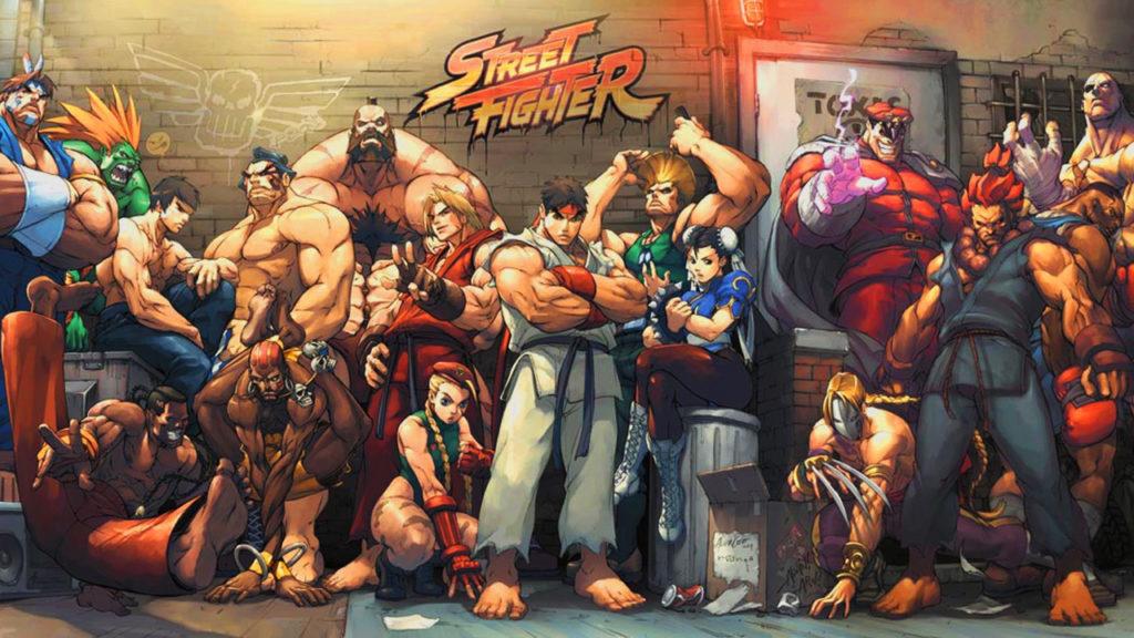 Street Fighter : le jeu vidéo de référence de la culture urbaine