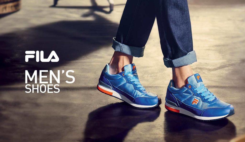 Les sneakers FILA sont de nouveau sur le marché
