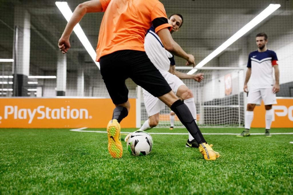 Un regard sur l'Urban Soccer