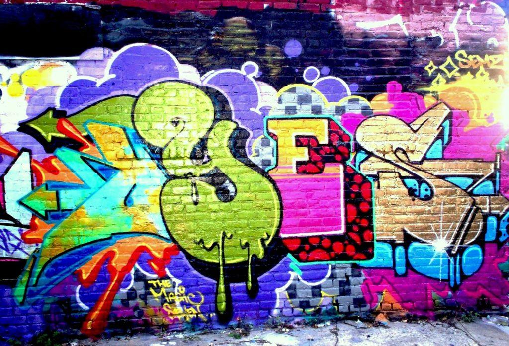 Le graffiti : un modèle de communauté réussi