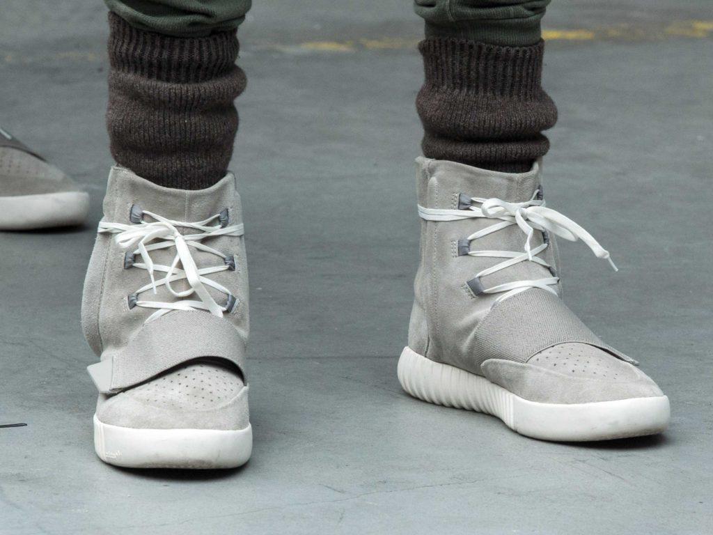 Kanye West et Sneakers : deux inséparables