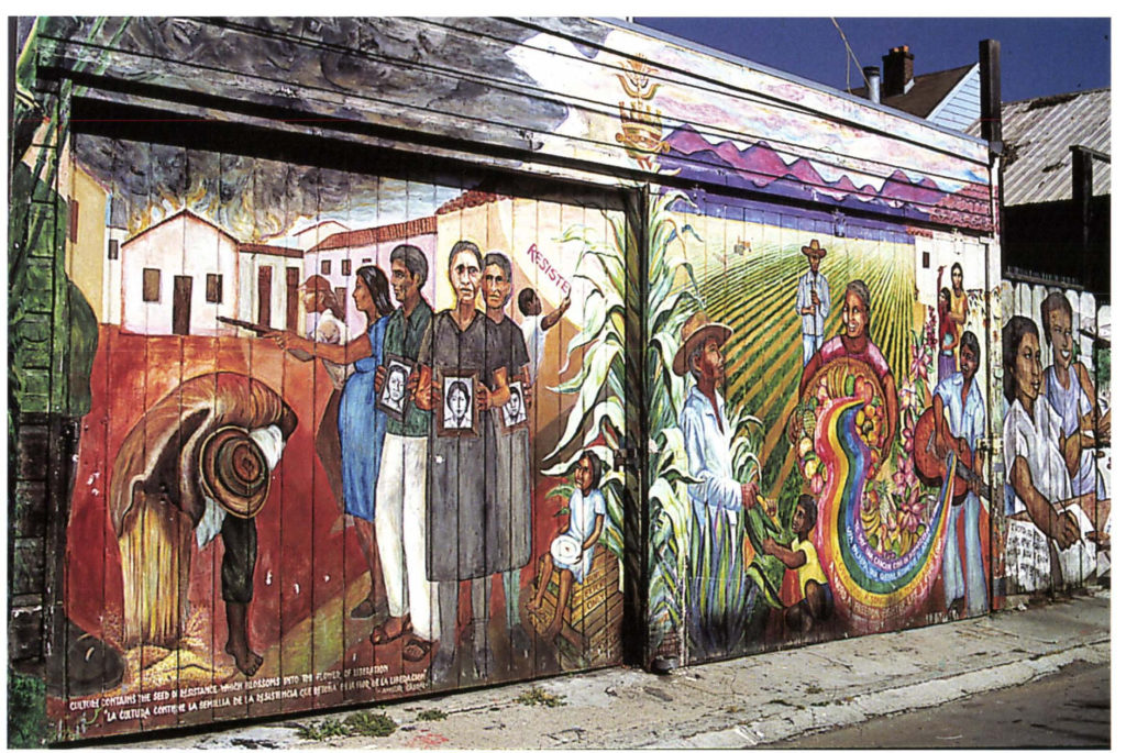 Le muralisme : de l'origine à nos jours