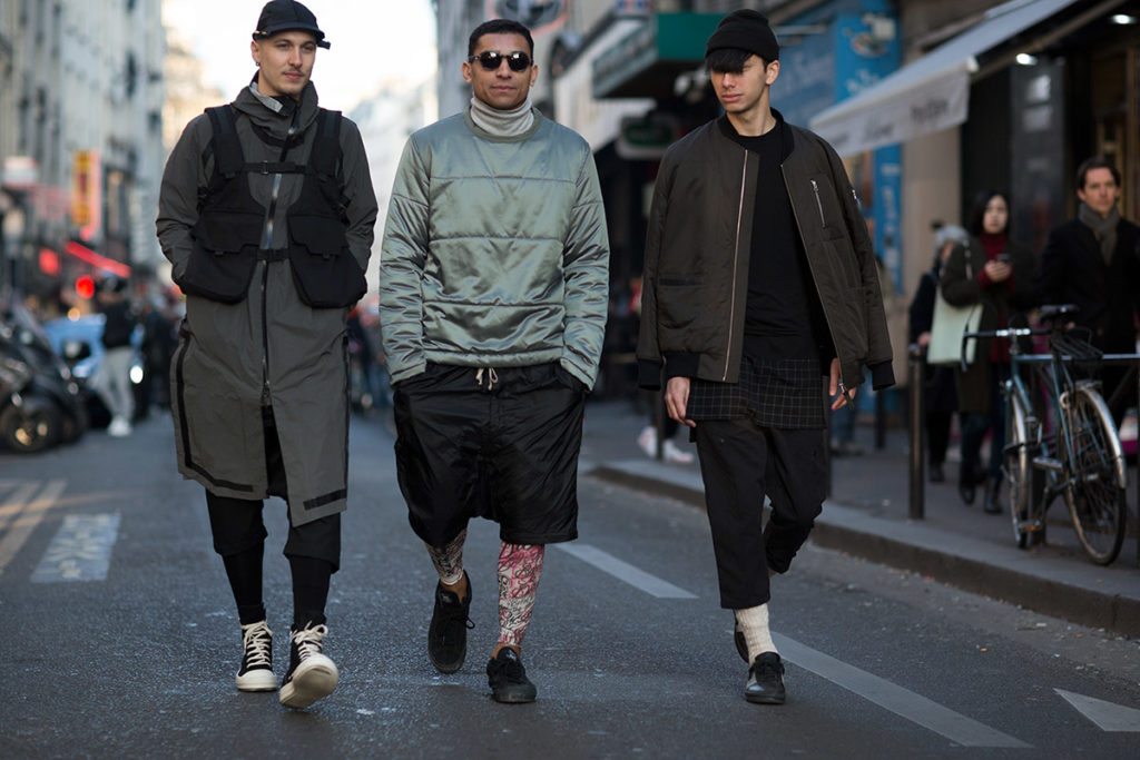 Les règles d'or pour s'habiller en mode streetwear