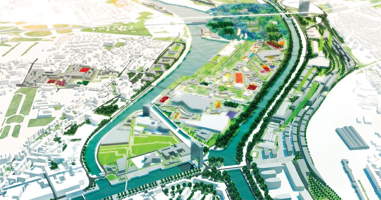 restructuration-caen-presqu-ile-projet-urbain-agence-architecture-mvrdv
